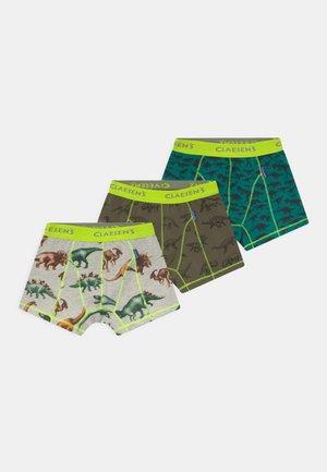 BOYS 3 PACK - Pants - multi-coloured