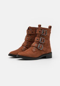 Even&Odd - Classic ankle boots - brown - 2
