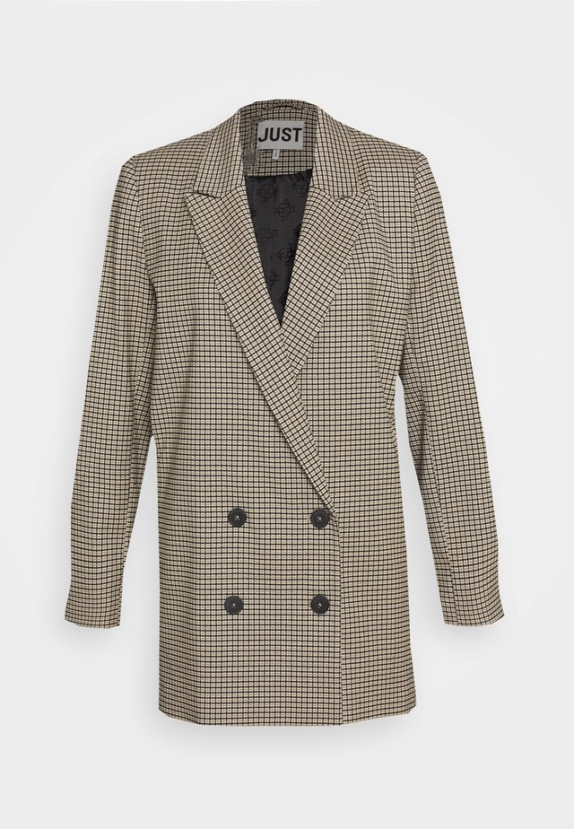 KELLY - Manteau court - taupe