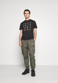 Nike Sportswear - AIR PANT  - Tracksuit bottoms - twilight marsh - 1