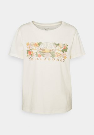 GROOVY SURF BREAK - Print T-shirt - cool wip