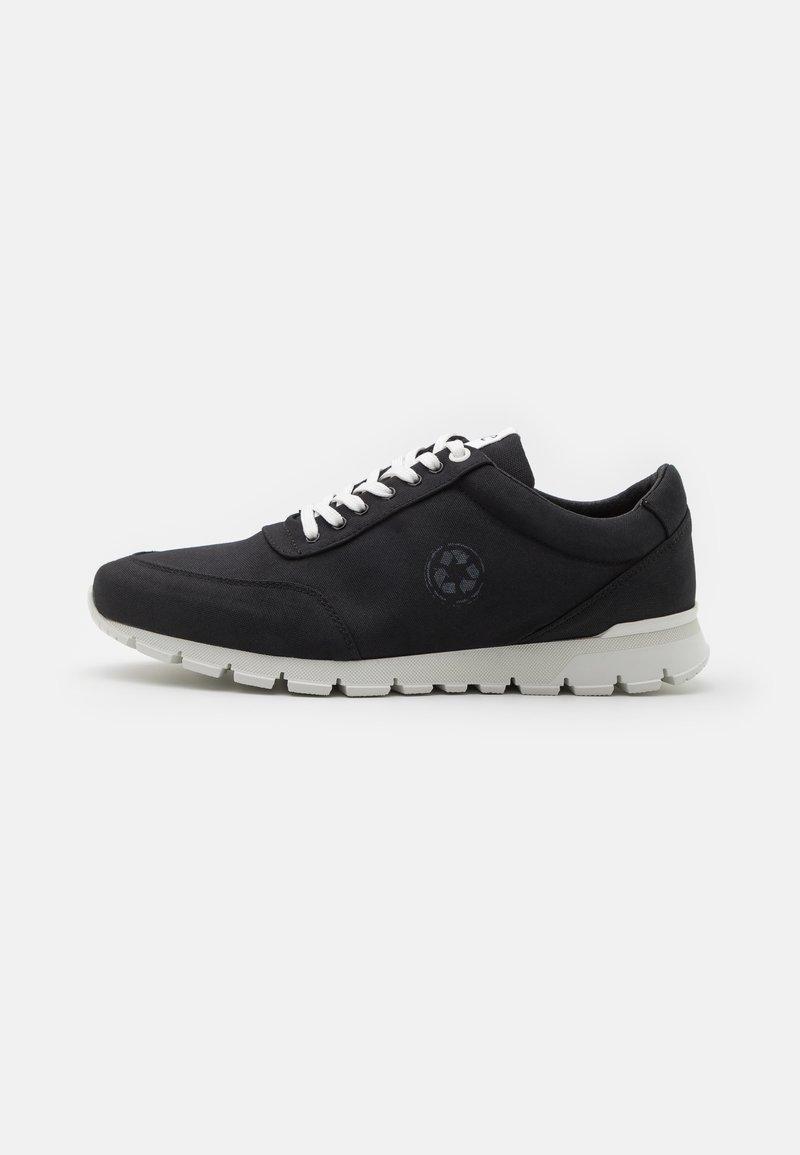 NAE Vegan Shoes - NILO VEGAN  PET - Sneakers laag - black