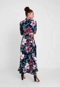 Mavi - PRINTED DRESS - Shirt dress - black - 2