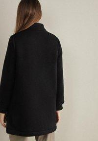 Falconeri - Classic coat - nero - 1