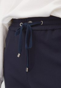 Marc O'Polo - LONTTA - Tracksuit bottoms - blue - 3