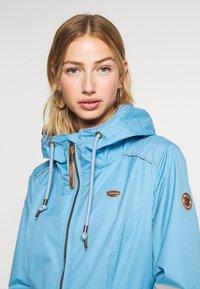 Ragwear - DANKA - Short coat - blue - 3