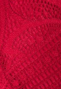 Etam - KARMA N°2 CLASSIQUE - Push-up bra - rouge - 2