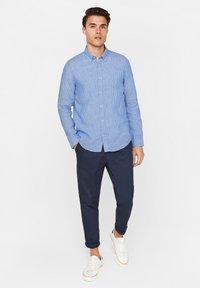 WE Fashion - Shirt - light blue - 1