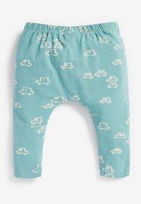 Next - SET - Leggings - Trousers - green - 4
