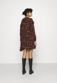Free People - FLOWER FIELDS MINI - Day dress - dark combo - 2