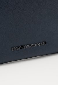 Emporio Armani - Across body bag - navy blue - 4