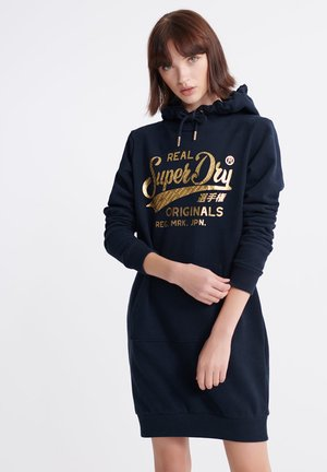 CORE GRAPHIC - Day dress - navy