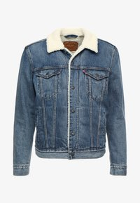 Levi's® - TYPE 3 SHERPA TRUCKER - Denim jacket - mayze sherpa trucker - 6