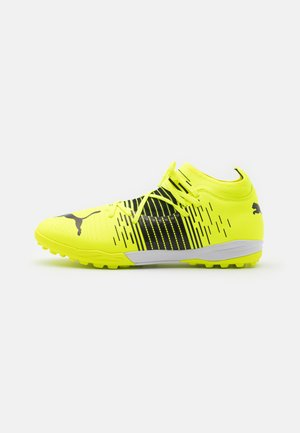 FUTURE Z 3.1 TT - Astro turf trainers - yellow alert/black/white