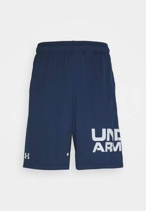TECH WORDMARK SHORTS - kurze Sporthose - academy