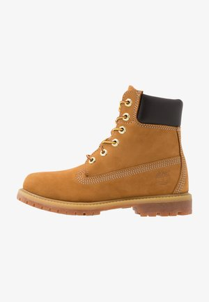 6IN PREMIUM BOOT  - Lace-up ankle boots - wheat