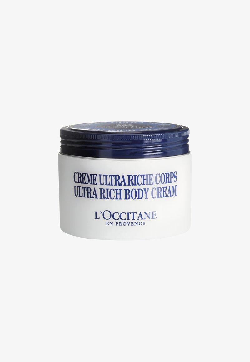 L'OCCITANE - ULTRA RICH BODY CREAM - Moisturiser - -