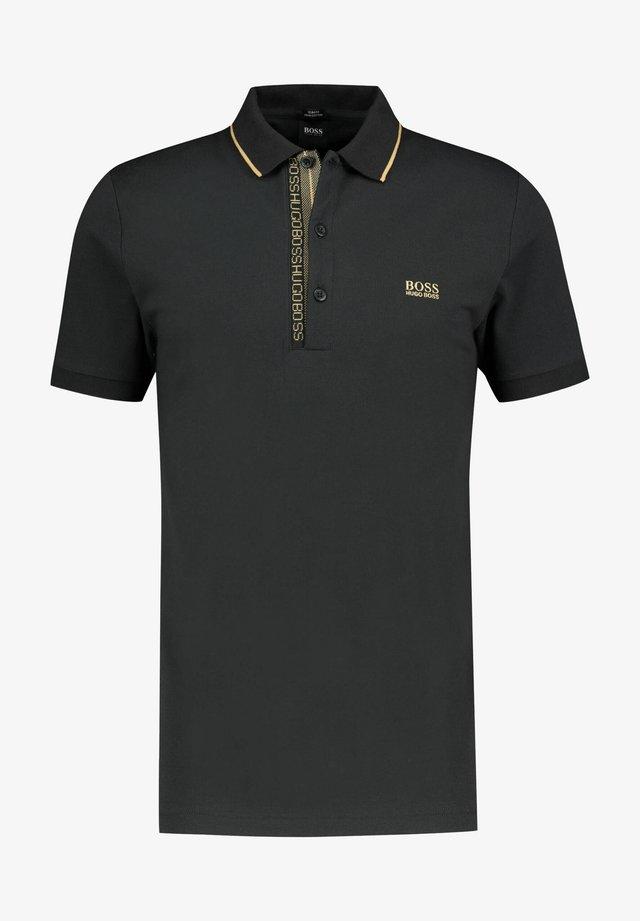 PAULE 4 - Poloshirt - schwarz