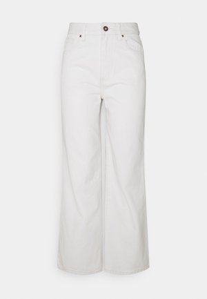 WIDE LEG  - Jeans relaxed fit - whitehaven