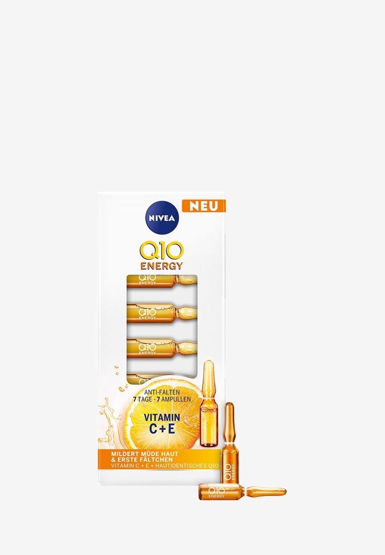 Nivea - Q10 ENERGY 7 DAYS GLOW BOOST AMPOULES - Skincare set - -