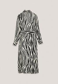 Massimo Dutti - Shirt dress - brown - 6