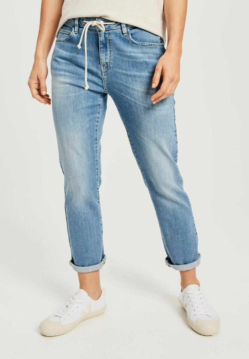 Opus - LOUIS - Slim fit jeans - blue