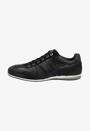 FOGGIA  LOW - Sneakers laag - black