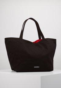 KARL LAGERFELD - RUE ST GUILLAUME TOTE - Shopping Bag - black - 3