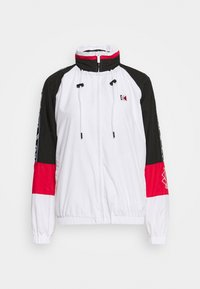 TAPE BLOCK - Training jacket - white