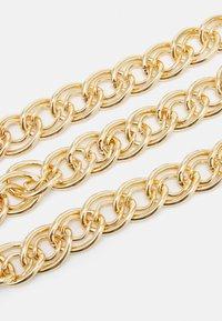 Pieces - PCJUNA CHAIN WAIST BELT - Cintura - gold-coloured - 2