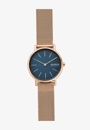 SIGNATUR - Reloj - rose gold-coloured