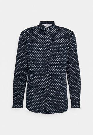JJPLAIN SKULL - Shirt - navy blazer