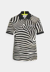 Lacoste - Polo shirt - zebra - 0
