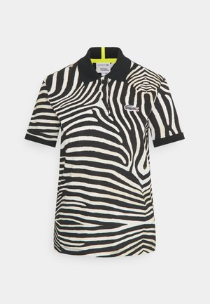 Polo shirt - zebra