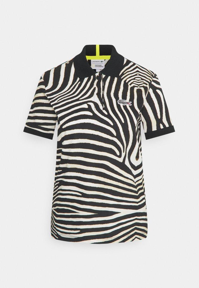 Lacoste - Polo shirt - zebra