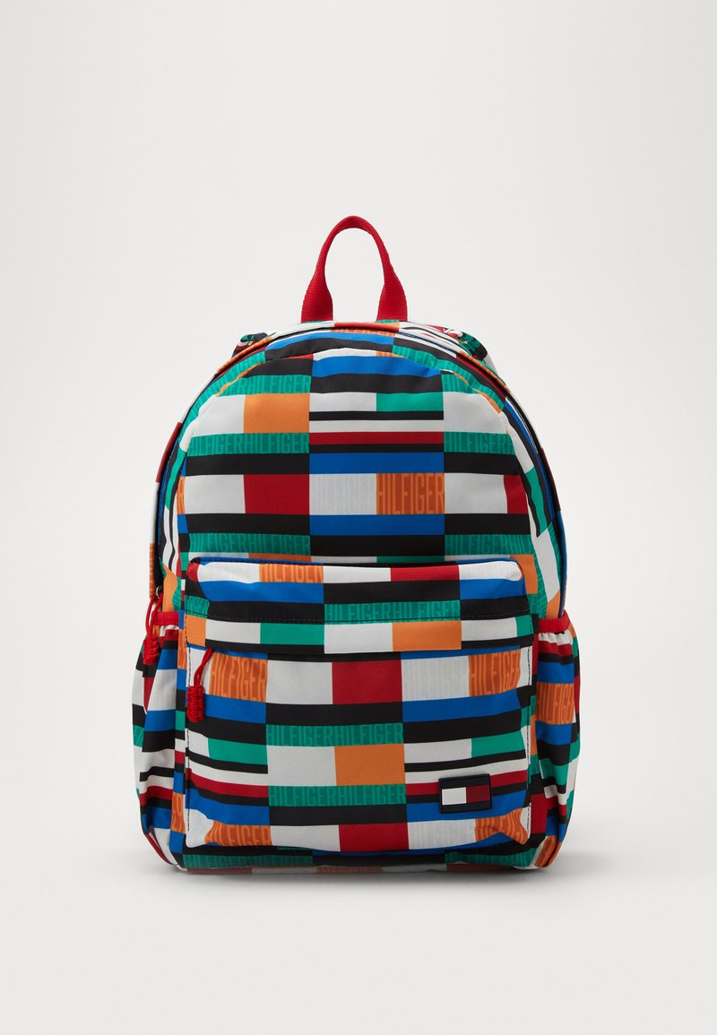 Tommy Hilfiger - CORE BACKPACK - Batoh - green
