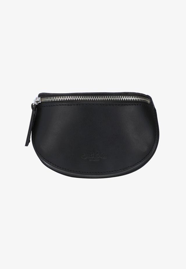 NEELE - Bum bag - schwarz