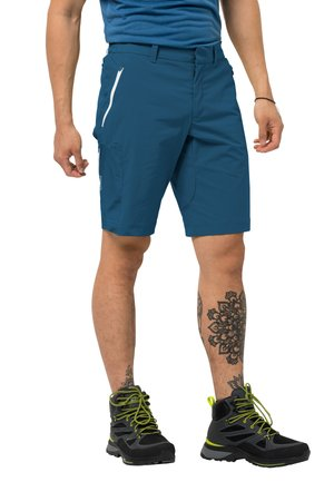 OVERLAND  - Outdoor shorts - dark cobalt