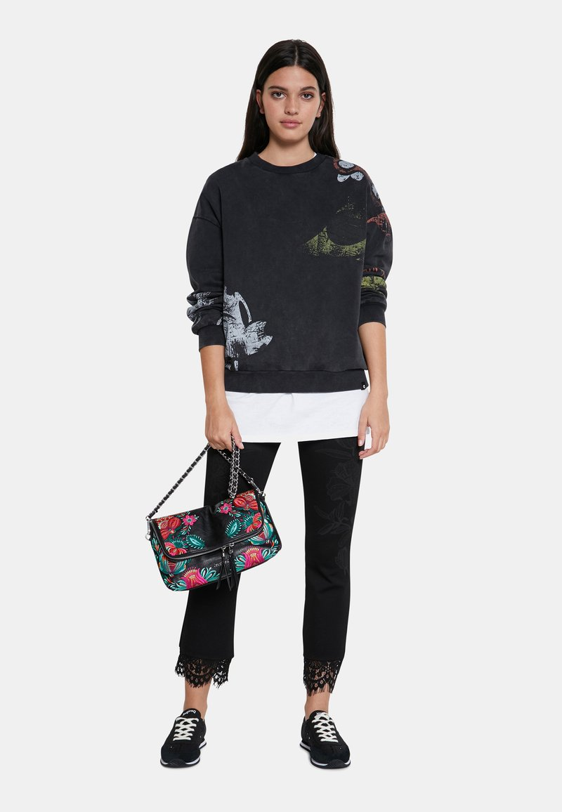 Desigual - VENECIA - Across body bag - black