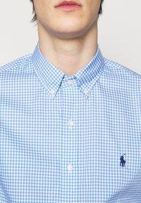 Polo Ralph Lauren - NATURAL - Vapaa-ajan kauluspaita - light blue - 7