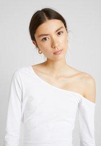 Even&Odd - Long sleeved top - white - 3