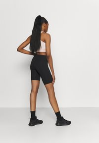 Reebok - BIKE SHORT - Tights - black - 2