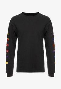Jordan - RIVALS CREW - Langærmede T-shirts - black - 3