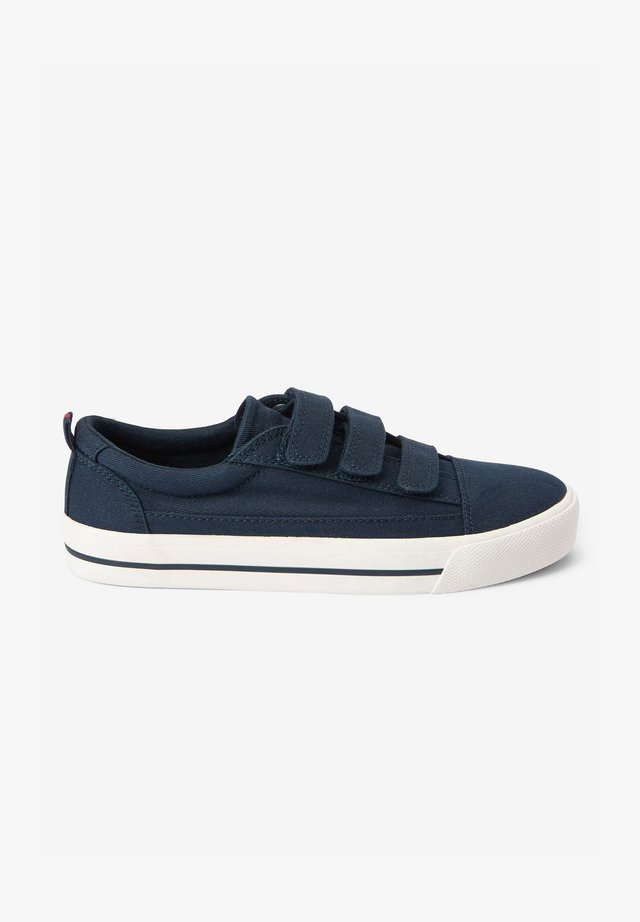 Sneakers laag - dark blue
