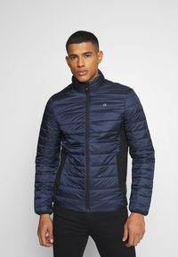 Calvin Klein - LIGHT WEIGHT SIDE LOGO JACKET - Light jacket - blue - 0