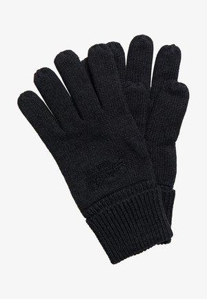ORANGE LABEL - Gloves - dark charcoal grit