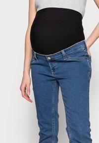 Anna Field MAMA - Jeans Skinny Fit - blue denim - 3