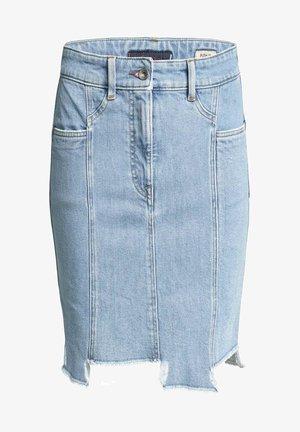GLAMOUR   - Denim skirt - blau