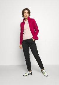 Campagnolo - Fleece jacket - sangria - 1