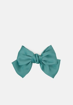 PCCUTIE OVERSIZED BOW  - Hair styling accessory - pastel green